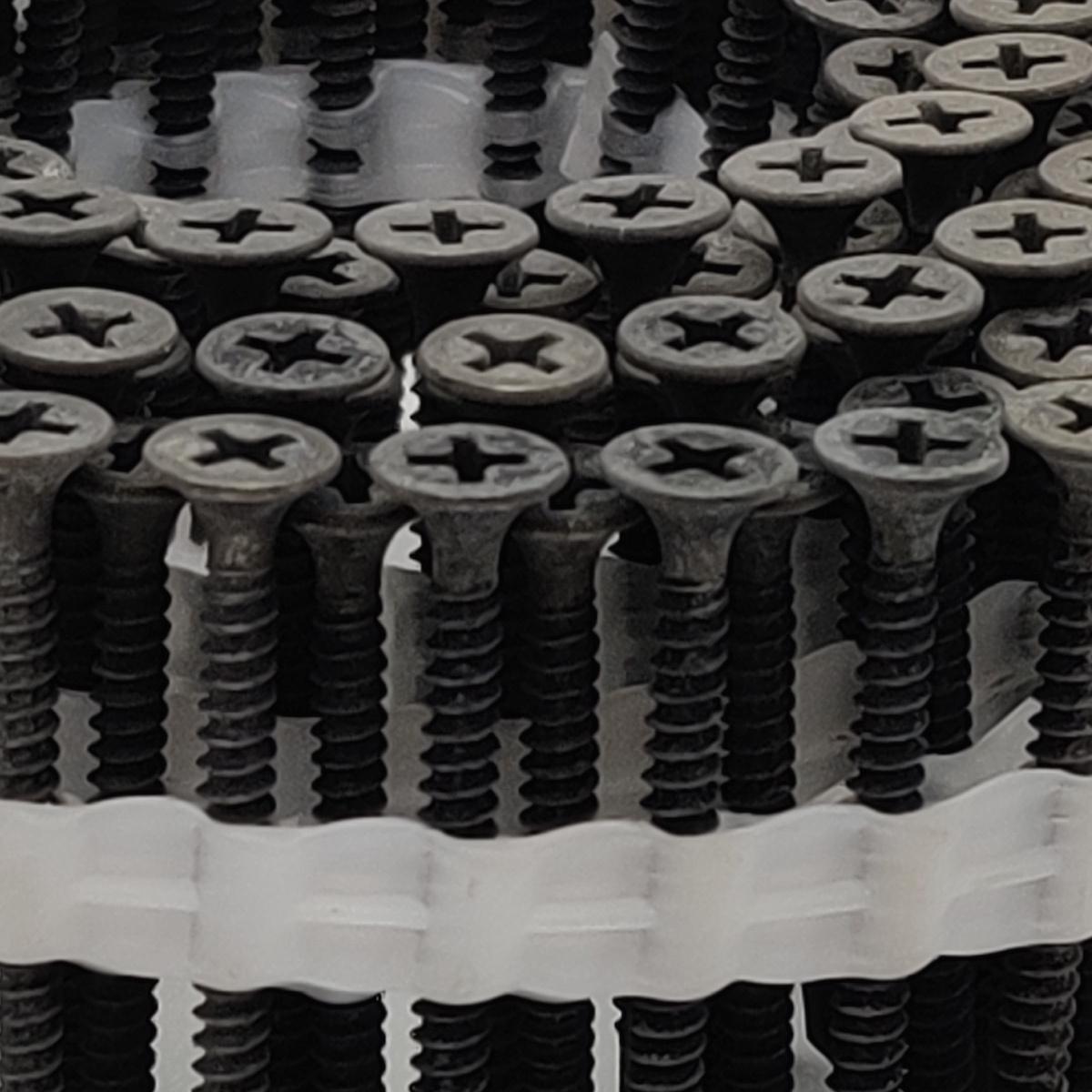 Coil Schnellbauschrauben   phosphatiert   Bohrspitze   3,5x25