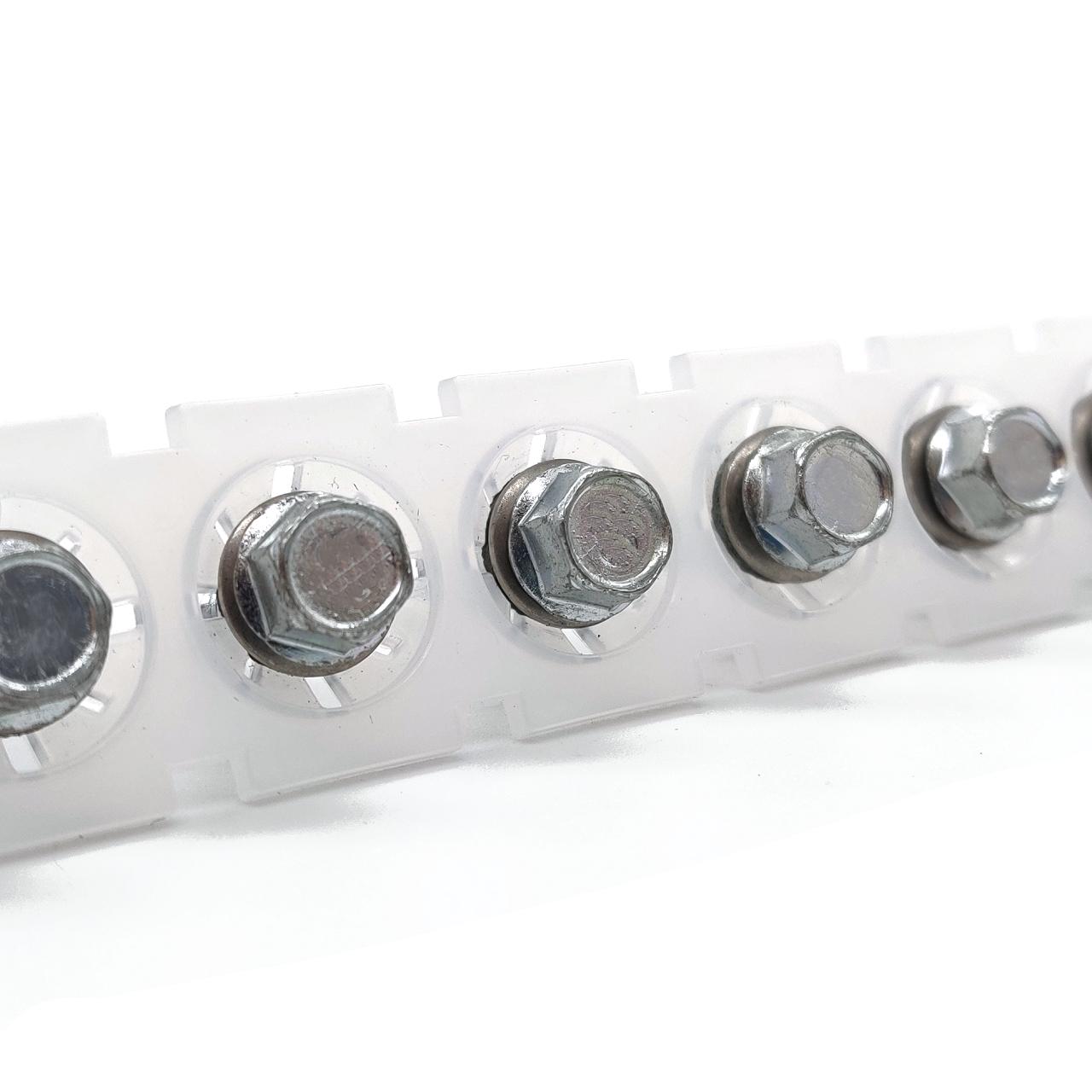 adunox-HEX Trapezblechschrauben | Rostfreier Stahl | 4,8x35