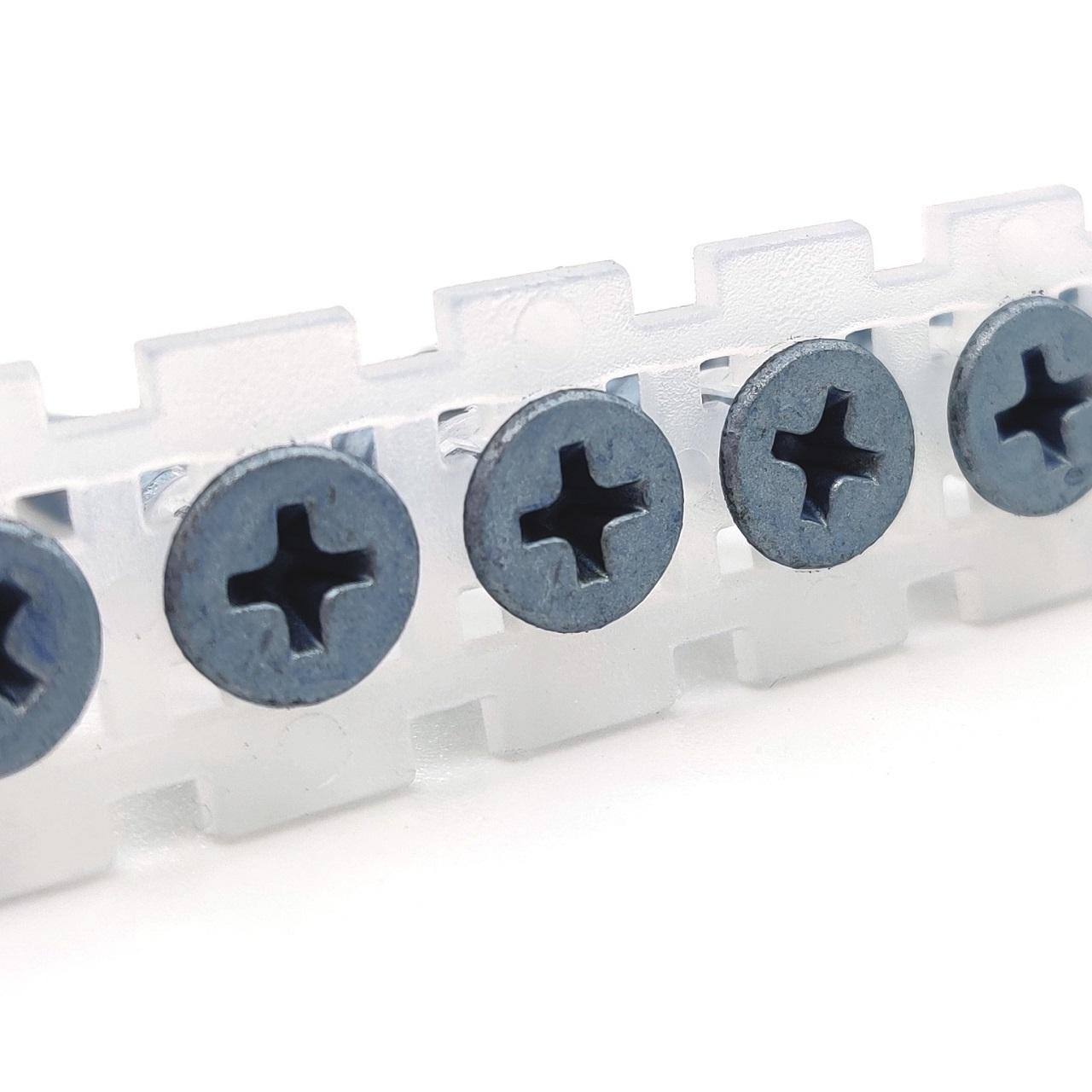 Magazinierte BLUEfast500® Schnellbauschrauben | Grobgewinde | 3,9x45